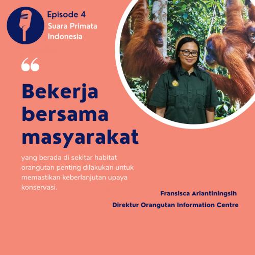 Eps. 4 Podcast Suara Primata Indonesia